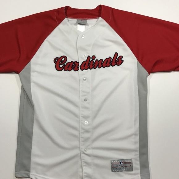 competitive price e1458 98b5b Boys Youth St Louis Cardinals Yadier Molina Jersey